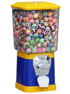 Square Candy & Gumball Vending Machine (TR618S-M) pictures & photos