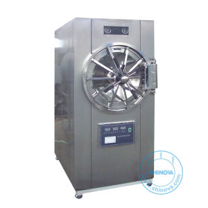 280L Horizontal Cylindrical Pressure Steam Sterilizer (microcomputer control) (MS-H280(D)) pictures & photos