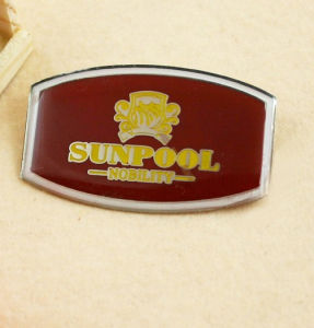 OEM Most Popular Epoxy Badges pictures & photos