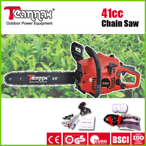 39.9cc Gasoline Chain Saw with CE, GS, Euroii Certificate pictures & photos