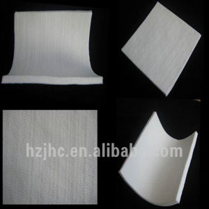 Eco Fireproof Nonwoven Polyester Mattress Padding Needle Punched Felt