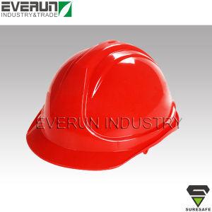 ER9109 CE EN397 Hard cap Construction helmet Safety helmet pictures & photos