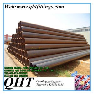 Non-Secondary En10217 LSAW Steel Pipe pictures & photos