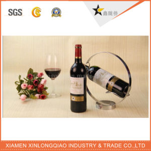 Customized Waterproof Transparent Paper Wine Self Adhesive Label Printing Sticker pictures & photos