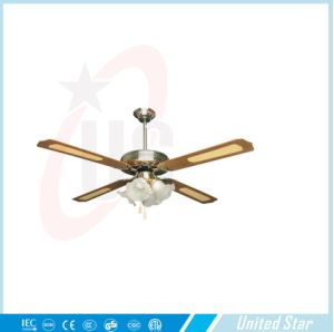 United Star 2015 52′′ Electric Decorative Ceiling Fan Dcf-4b4l pictures & photos