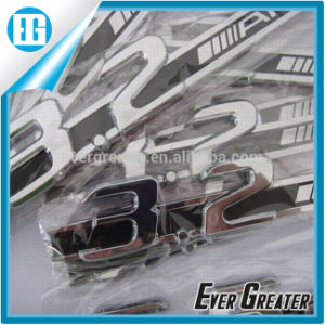 Customized 3D Auto Logo Car Emblem for Car Outdoor pictures & photos
