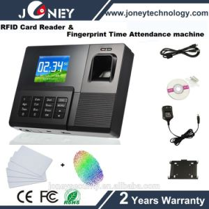 Biometric Fingerprint Time Attendance ID Card Reader Door Open pictures & photos