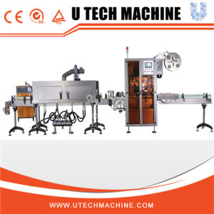 2016 Hot Sale Automatic Shrink Sleeve Label Machine pictures & photos