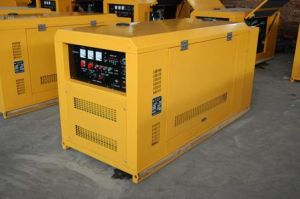 Large Silent Deutz Diesel Gensets at 30-125kw Available