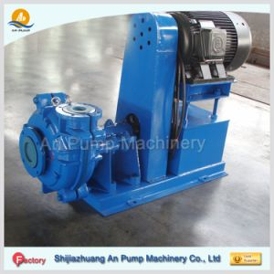 Centrifugal Abrasion Resistant Iron Ore Mining Slurry Pump pictures & photos