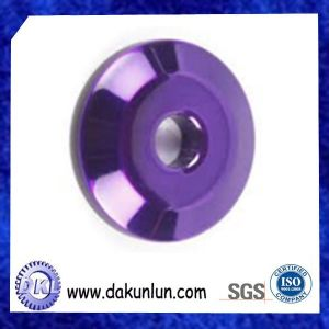 CNC Machining Aluminum Anodized Colorful Washer pictures & photos