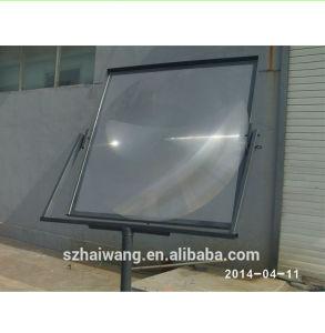 High Focus/Magnification 1000mm Solar Energy Fresnel Lens Hw855630 pictures & photos