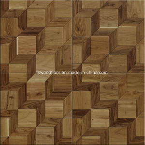 Mosaic Oak Engineered Wood Parquet Flooring pictures & photos