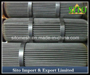 Stainless Steel Woven Wire Mesh Cartridge Filter/Water Filter pictures & photos