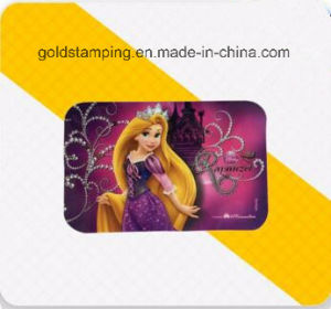 High Quality Hot Stamping Foil for Paper Plastic Glass pictures & photos