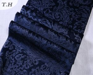 2017 New Print Velvet Fabric From China Supplier pictures & photos