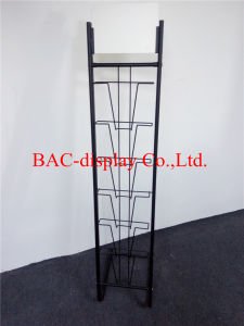 OEM Accepted! ! Metal Periodical Books Display Stand pictures & photos
