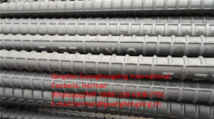 Hot-Rolled Ribbed Bars HRB400 pictures & photos