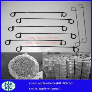 Galvanized Double Loop Tie Wire 7cm to 20cm Length pictures & photos