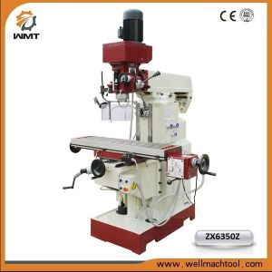 Universal Milling Machine with Digital Readout (ZX6350Z) pictures & photos