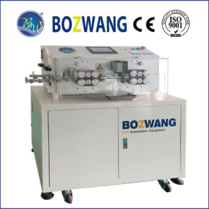 Boziwang Computerized Cutting and Stripping Machine (50 sq. mm) pictures & photos