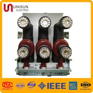 Indoor Drawable Medium Voltage Vacuum Circuit Breaker pictures & photos