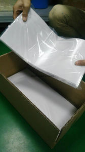 Super Soft Thermally Conductive Silicone Pad for LED RoHS Gap Filler Thermal Pad pictures & photos