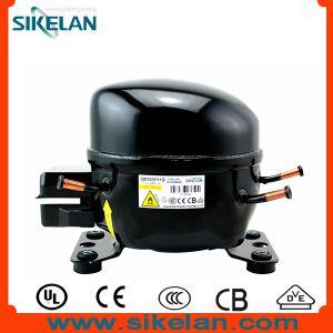 Refrigerator Compressor Mk-Qd103y11g R600A Gas 115V Lbp 1/4HP pictures & photos