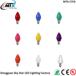 Wholesale Best Price C7 C9 LED Candle Temple Light Bulb pictures & photos