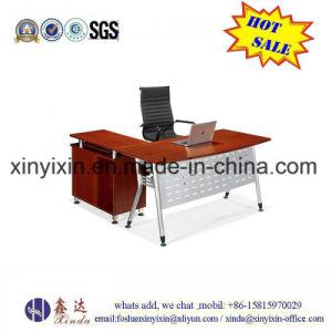 Manager L-Shape Office Desk MDF Office Furniture (MT-95#) pictures & photos