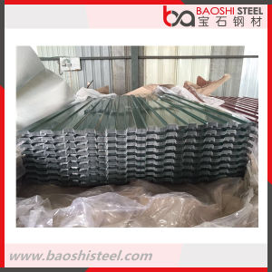 Light Weight Color Coated Corrugated Roofing Sheet pictures & photos