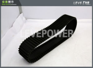 Robot Chassis Rubber Track From Leve with Good Price pictures & photos