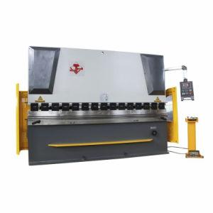 Hydraulic Torsion Bar Press Brake/Steel Bending Machine/Fold-Bend Machine (WC67Y-250/3200) pictures & photos