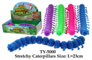 Funny Stretchy Caterpillars Toy pictures & photos