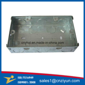 Welded Galvanized Steel Terminal Juction Boxes pictures & photos