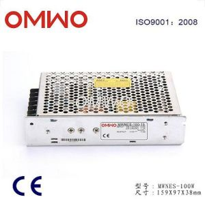 Nes-100 Ce LED Driver 12V Power Supply with Metal Case pictures & photos