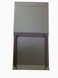 Fodable Wine Gift Box for Single Bottle, Custom Paper Wine Box, Hot Sale Cardboard Wine Box pictures & photos