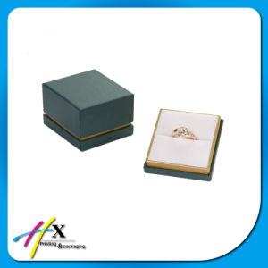 Luxury Custom Paper Jewelry Box for Ring pictures & photos