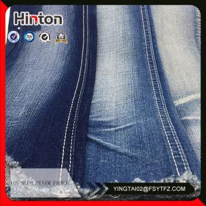 Indigo Color Slub Denim Fabric Hotsale pictures & photos