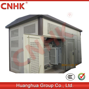 Wind Power Generation Combined Prefabricated Substation pictures & photos