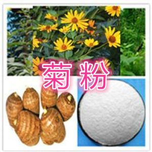 100% Natural Inulin and Inulin Powder for Food Supplement pictures & photos