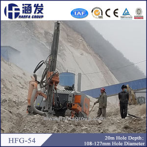 Hfg-54 Automatic Surface Rock Drill Rigs pictures & photos