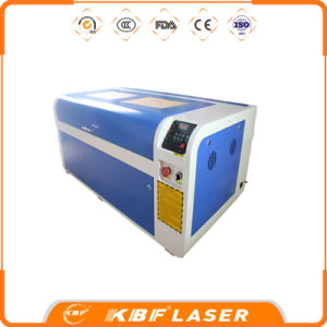 Best Brand 60W 80W 100W 6090 CO2 Laser Cutting Machine for Acrylic pictures & photos
