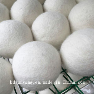 Wool Felt Laundry Dryer Balls/Fabric Softener Dryer Balls pictures & photos