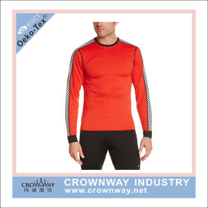 Workout Compression Base Layer Top Shirt pictures & photos