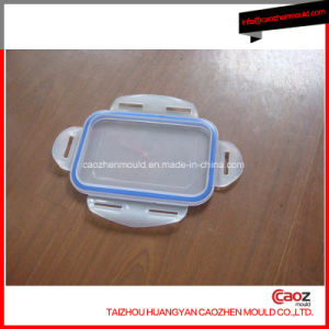 Plastic Injection Lid Mould for Lock Lock Container pictures & photos