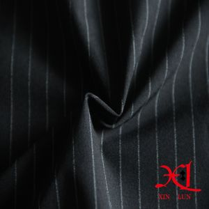 Stripe Combed Cotton Fabric for Uniform Shirt pictures & photos