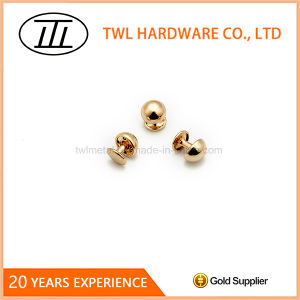 Special Mushroom Iron Rivet with 10mm Size pictures & photos