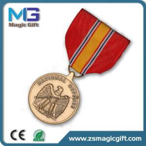 Customized Logo Metal Star Military Medal pictures & photos