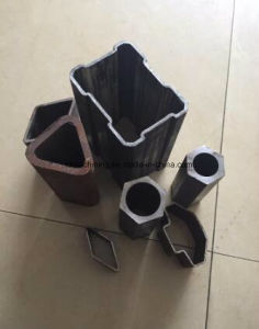 Cold Drawn Cold Special Shaped Steel Pipe pictures & photos
